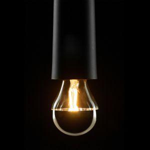 Lampe LED E14 2,7W à calotte miroitante blc chaud