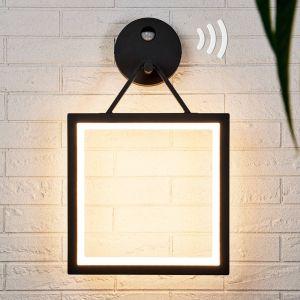 Applique LED Mirco carrée à capteur de mouvement