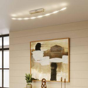 Plafonnier LED lumineux Jarda