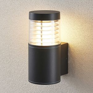 Applique d'extérieur LED Jaxon avec cache grille