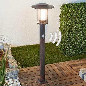 Borne lumineuse LED Pavlos avec capteur