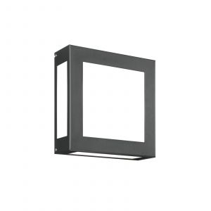 Applique ext. LED capteur Aqua Legendo anthracite