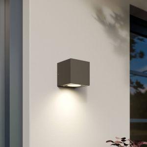 Arcchio Tassnim applique LED argentée 1 lampe