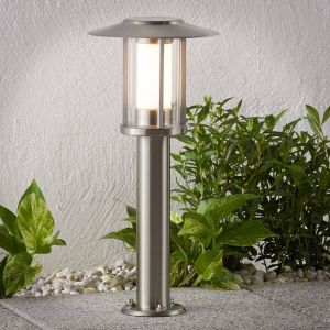 Potelet LED Gregory inox