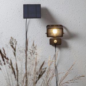 Lampe solaire LED Powerspot Sensor étrier 800lm