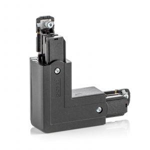 Connecteur d'angle Noa cond. protection ext. noir