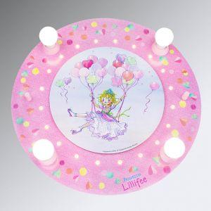 Plafonnier LED Princesse Lillifee