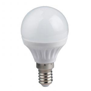 Ampoule goutte LED E14 5W blanc chaud dimmable