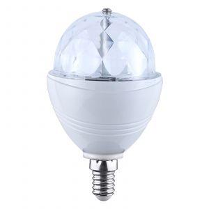 Ampoule LED E14 3W «Disco» 120°