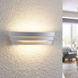 Arcchio Harun applique LED en blanc, 30cm