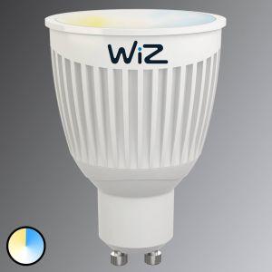 Ampoule LED GU10 WIZ sans télécommande, blanc