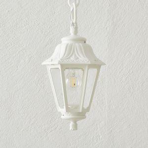 Suspension LED Sichem Anna 6W 2700K blanc/transp