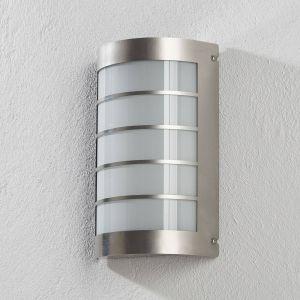 Lampe LED à capteur Aqua Marco grille, acier inox