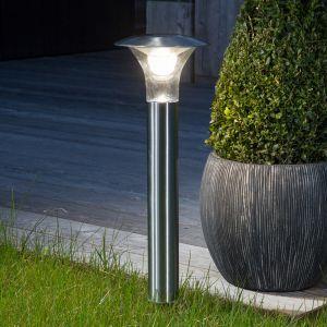 Luminaire solaire LED sur piquet Jolin