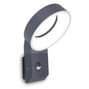 Applique d'extérieur LED Meridian avec détecteur