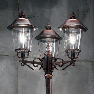 Mariella lampadaire à trois lampes