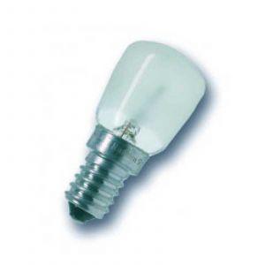 E14 15W Ampoule mate pour réfrigérateur