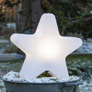 Luminaire de terrasse Gardenlight, forme d'étoile