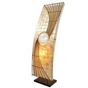 Lampadaire classieux Quento 90 cm