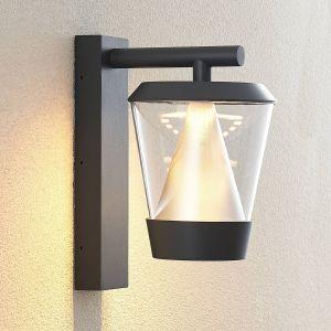 Lucande Tiany applique d'extérieur LED, suspendue