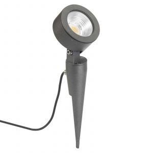 Lampe sur piquet LED Cassian