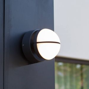 Applique LED Eklips, à 2 lampes