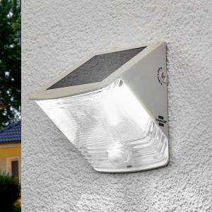 Applique LED solaire SOL 04 IP44 blanc