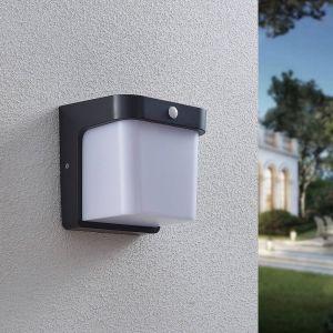 Applique d'extérieur LED Adenike avec capteur