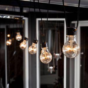 Guirlande LED Biergarten extension, ambre