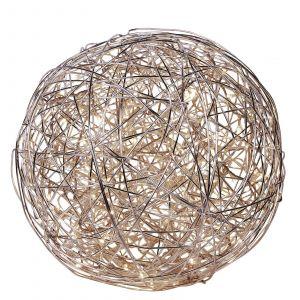 Lampe décorative LED Mistel IP67, Ø 30cm