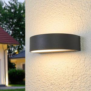 Applique d'extérieur LED demi-ronde 33325K3