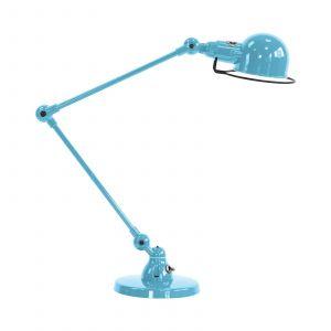 Jieldé Signal SI333 lampe à poser à pied, bleue