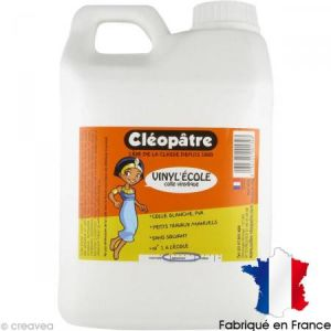 Colle vinylique blanche VINYL'ECOLE 2 kg