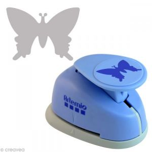 Perforatrice géante papillon - 3.5 cm x 5 cm environ