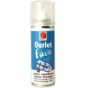 Colle pour tissu Ourlet facile 125 ml