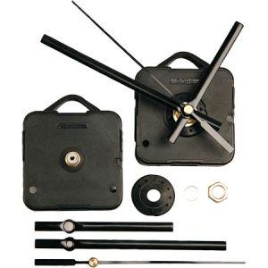 Mécanisme horloge pour épaisseur max. 6 mm