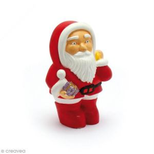 Moule latex Noël Père Noël