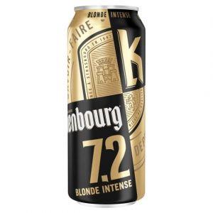Bière blonde, 7,2 %vol.