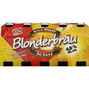 Bière blonde de luxe, 4,6% vol.