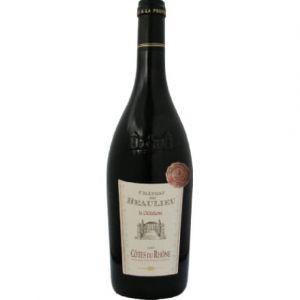 Côtes-du-Rhône AOP, rouge