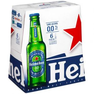 Bière sans alcool 0.0