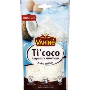 Ti'Coco, Copeaux moelleux, Goût intense