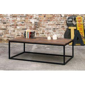 Table basse avec poufs comparer 81 offres - Table basse industrielle conforama ...