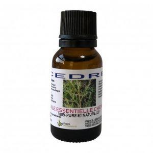 HUILE ESSENTIELLE CEDRE de Virginie Juniperus virginiana 15 ml