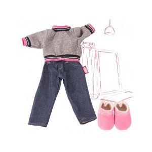 Ensemble comfy in style pour poupées de 45-50cm
