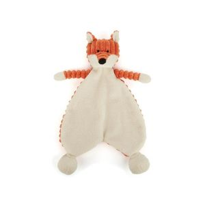 Doudou renard jellycat cordy roy baby fox soother