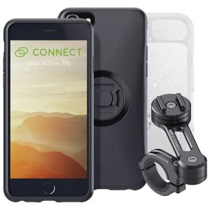 Supports Sp-connect Moto Bundle Samsung S7 Edge - Black - Taille One Size