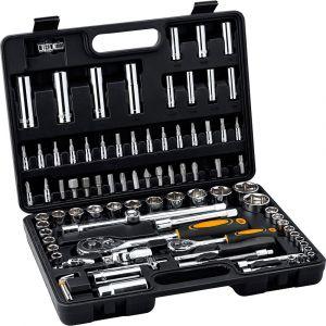 Outils Hi-q-tools Socket Wrench Set 94 Pieces