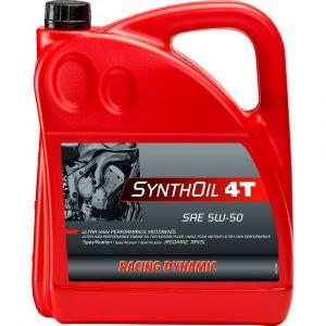 Entretien et maintenance Racing-dynamic Synthoil 4t Sae 5w 50 Synthtec