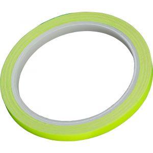 Hashiru Decorative Rim Strips Fluorescent 6 m x 7 mm Yellow - Yellow - Taille 6 m x 7 mm